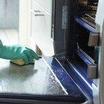 städtips på hur du kan rengöra ugnen