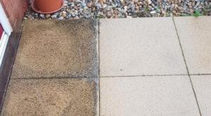 guide till att rengöra sandsten